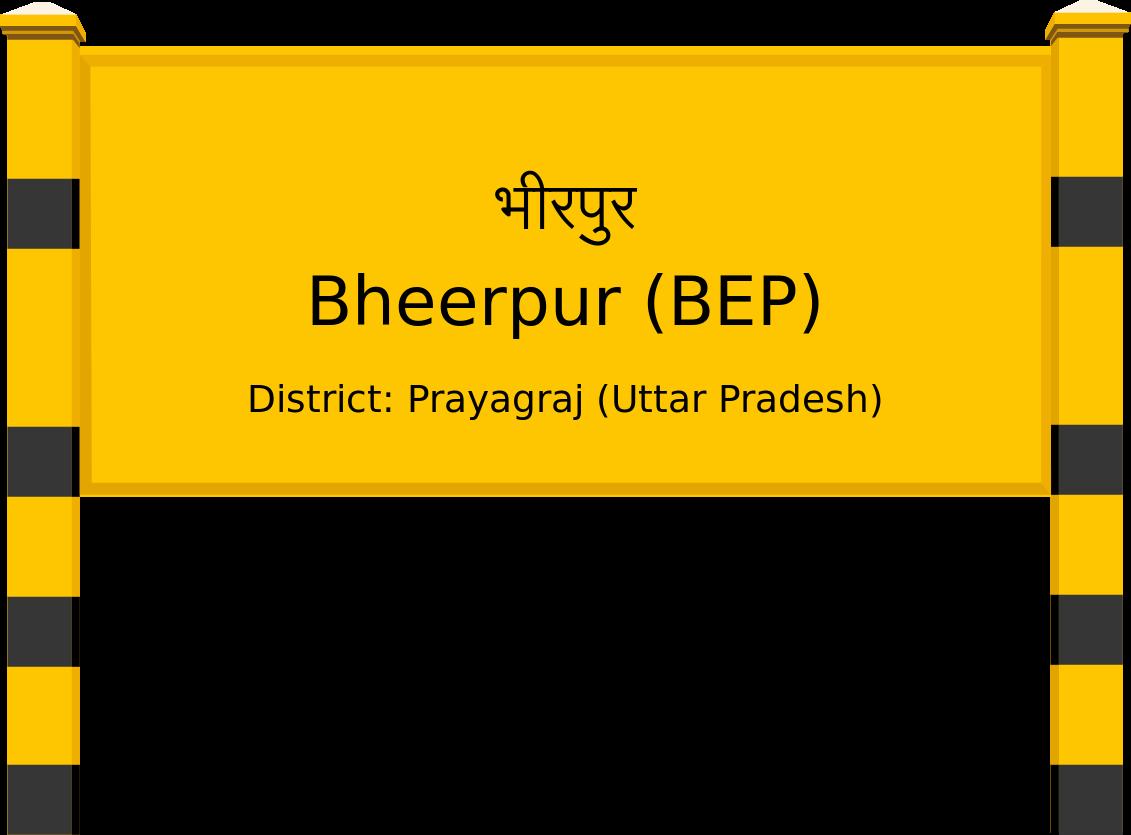 Bheerpur (BEP) Railway Station