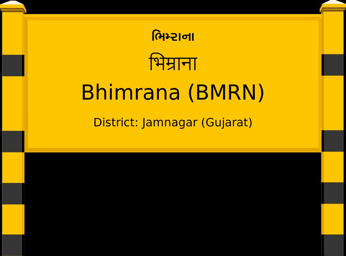 Bhimrana (BMRN) Railway Station