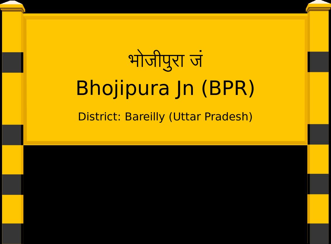 Bhojipura Jn (BPR) Railway Station