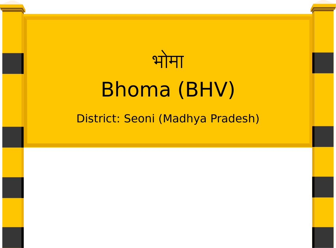 Bhoma (BHV) Railway Station