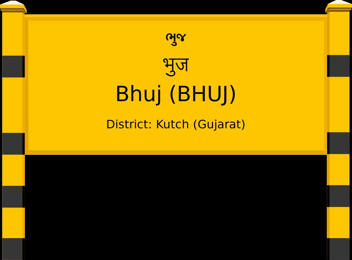 Bhuj (BHUJ) Railway Station