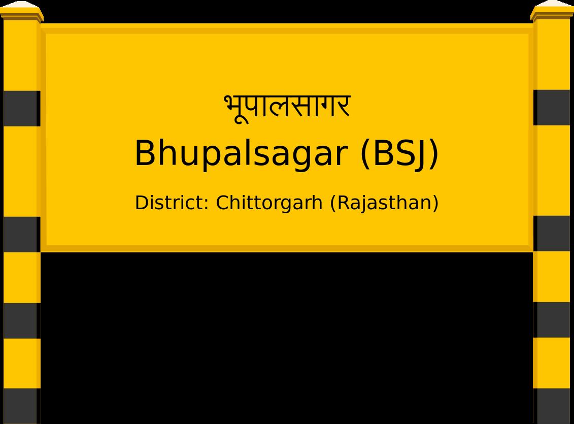 Bhupalsagar (BSJ) Railway Station