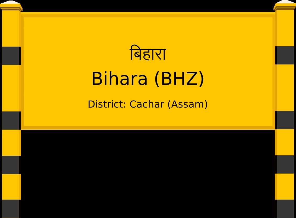 Bihara (BHZ) Railway Station