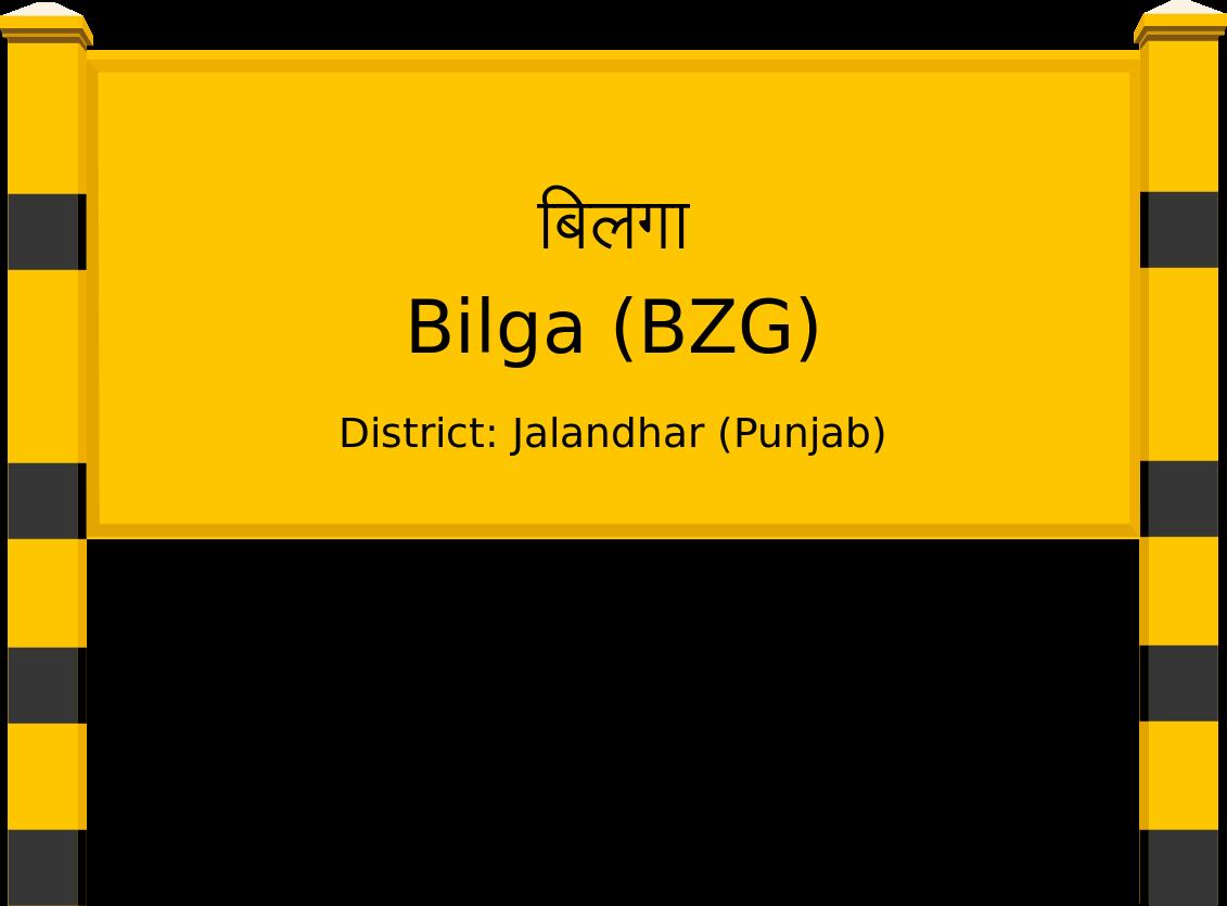Bilga (BZG) Railway Station