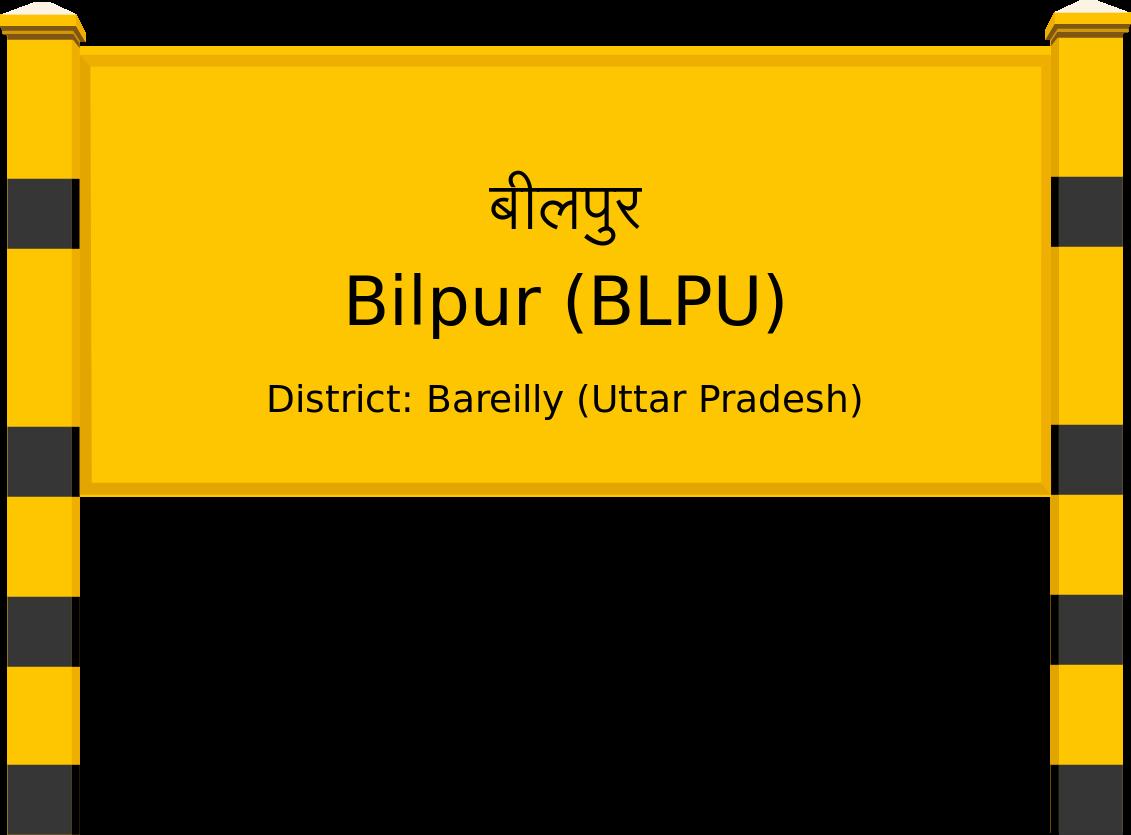 Bilpur (BLPU) Railway Station