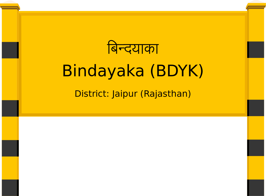 Bindayaka (BDYK) Railway Station