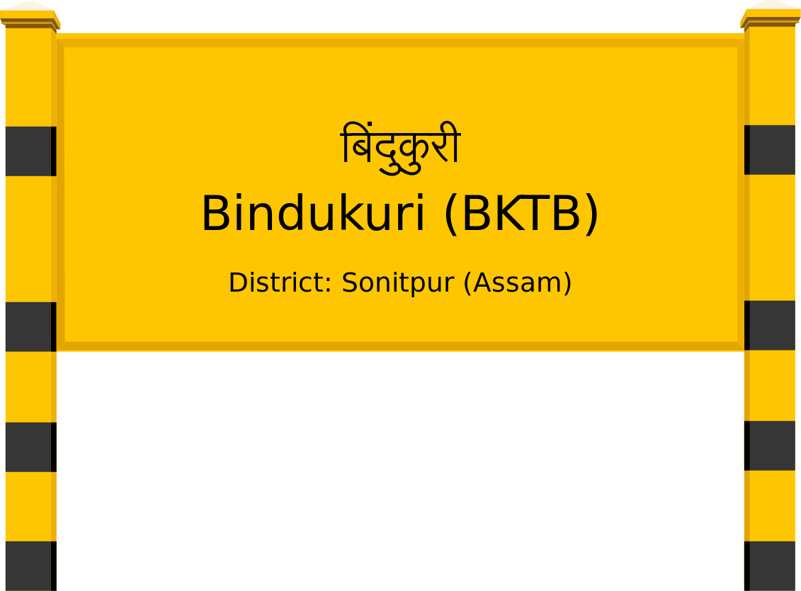 Bindukuri (BKTB) Railway Station
