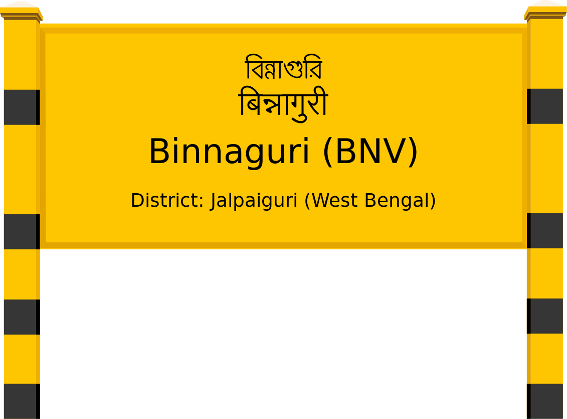 Binnaguri (BNV) Railway Station