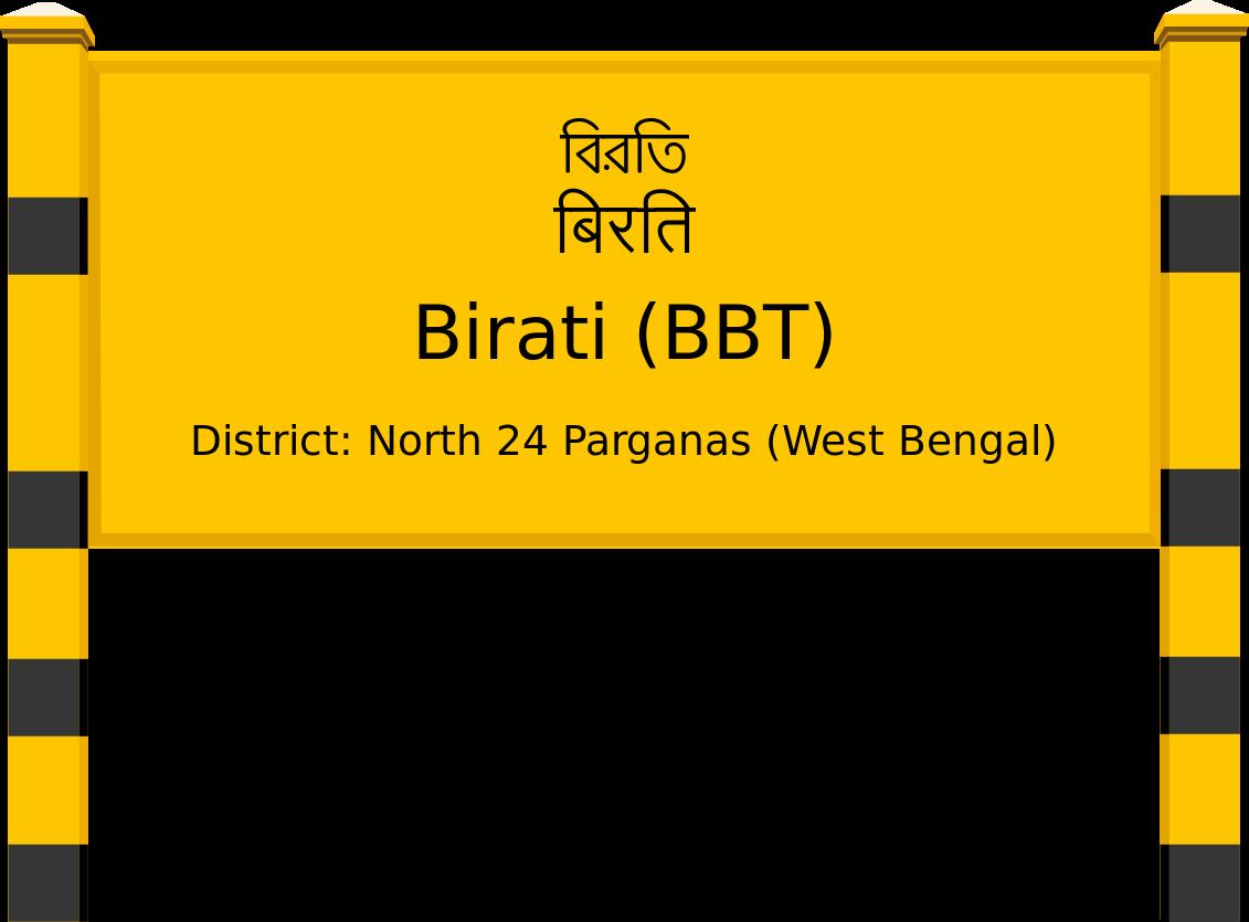 Birati (BBT) Railway Station