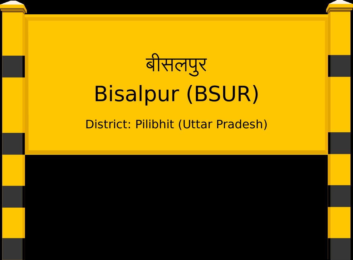 Bisalpur (BSUR) Railway Station