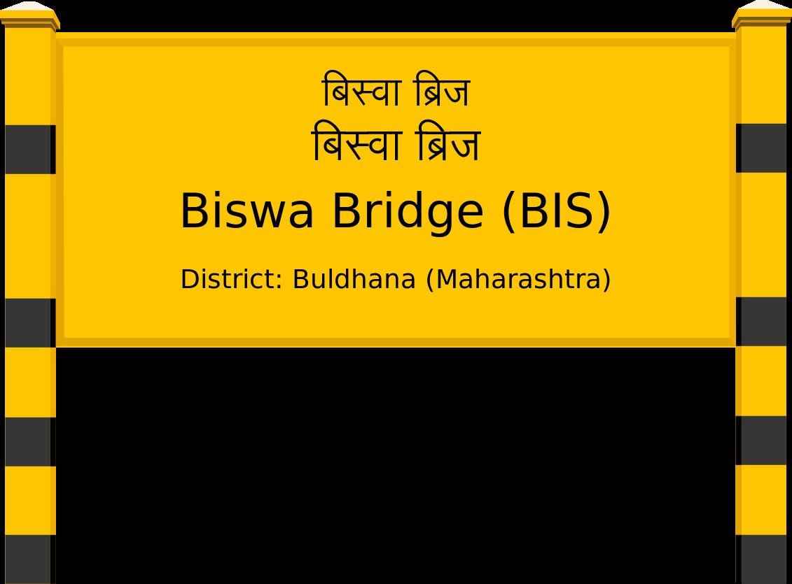 Biswa Bridge (BIS) Railway Station