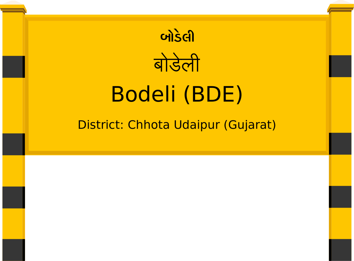 Bodeli (BDE) Railway Station