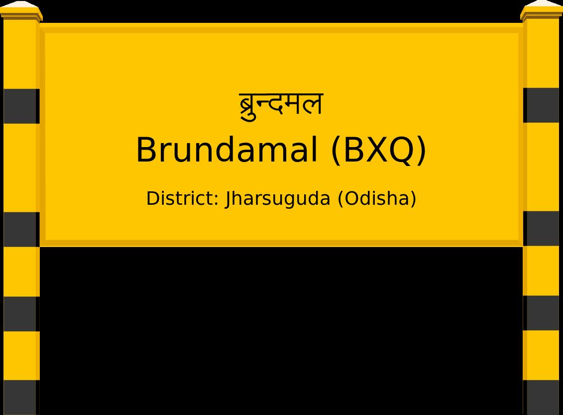 Brundamal (BXQ) Railway Station