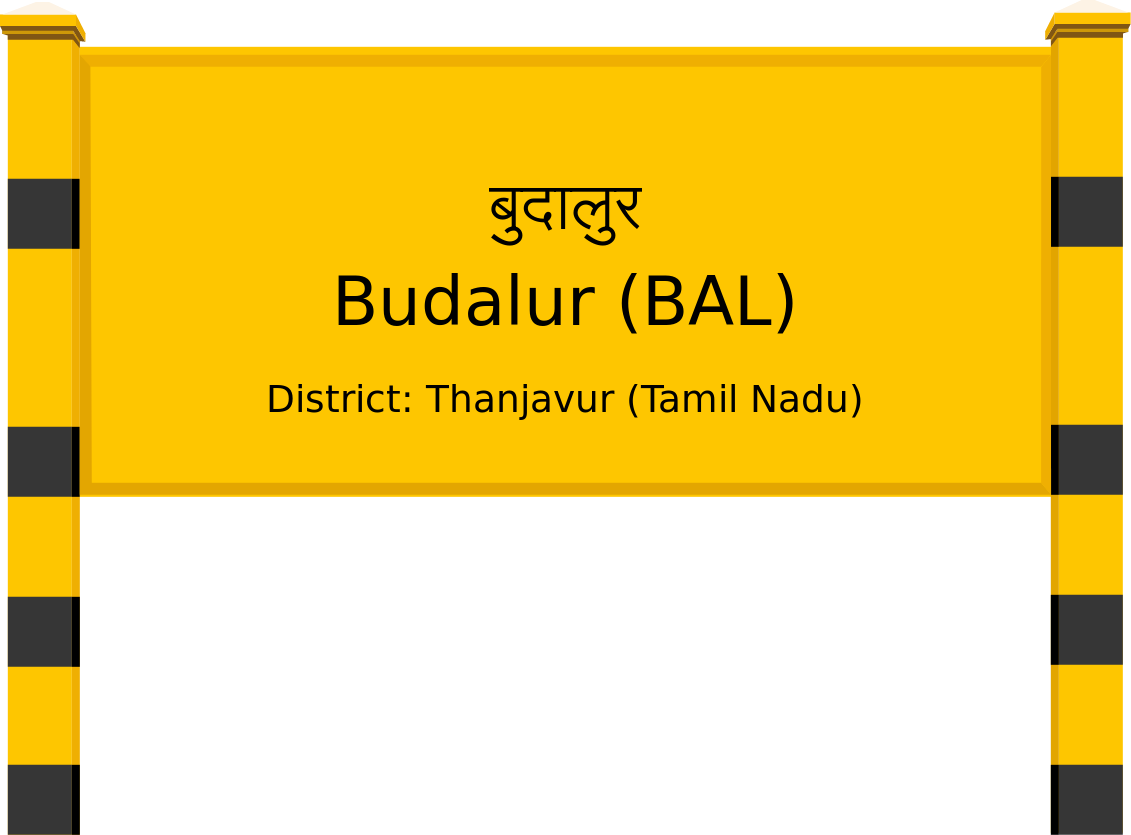 Budalur (BAL) Railway Station