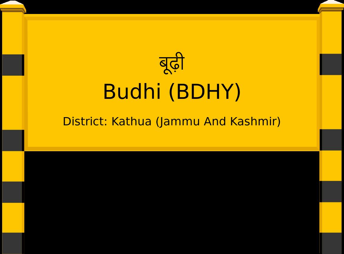 Budhi (BDHY) Railway Station