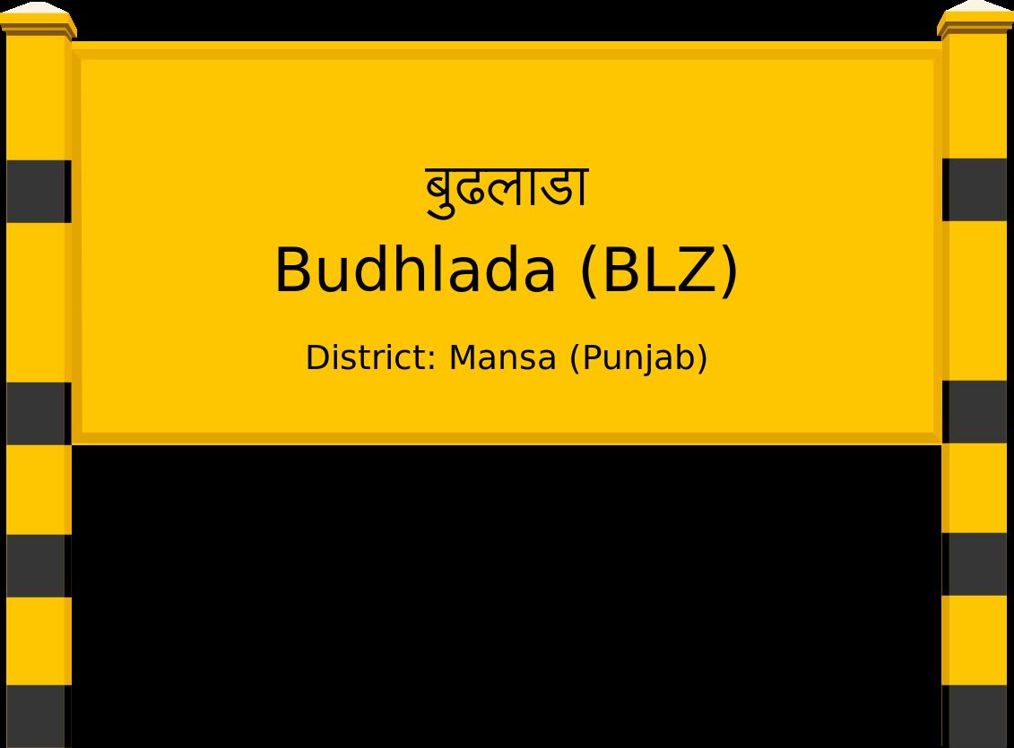Budhlada (BLZ) Railway Station