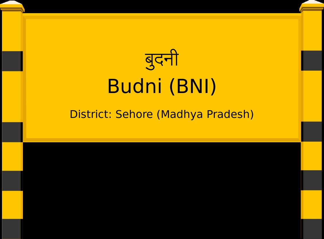 Budni (BNI) Railway Station