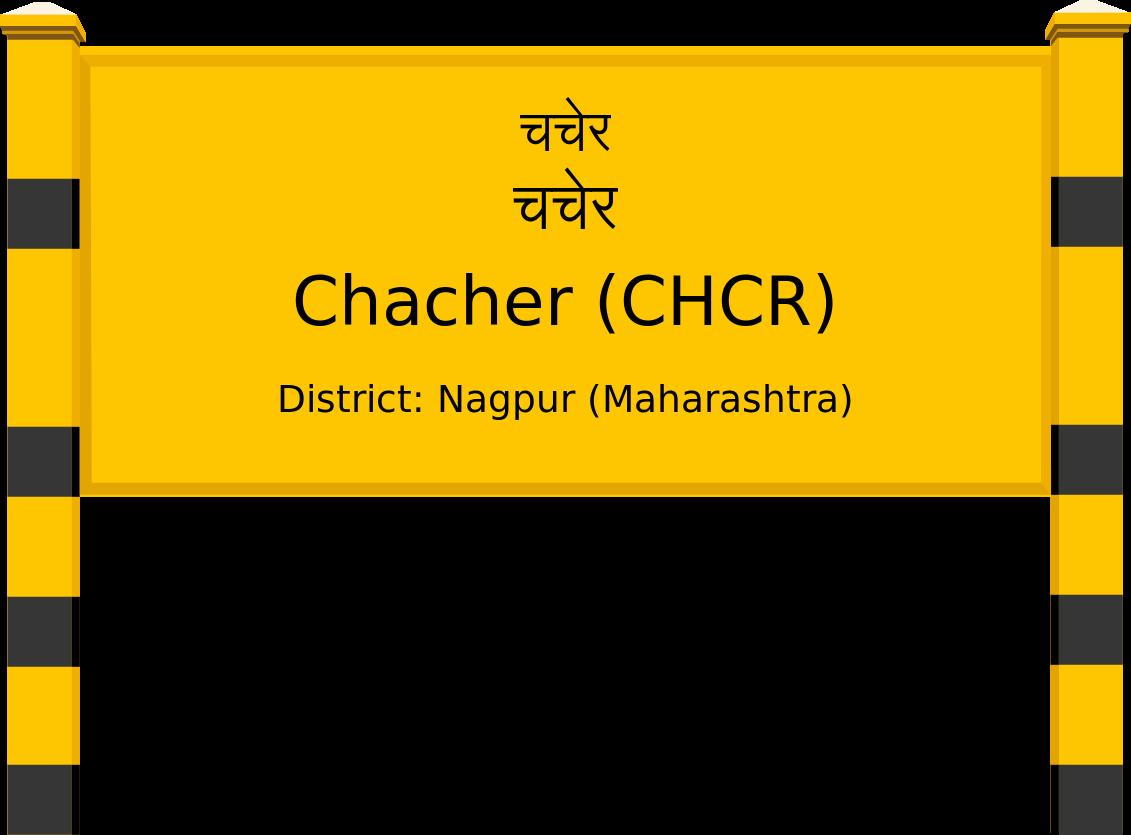 Chacher (CHCR) Railway Station