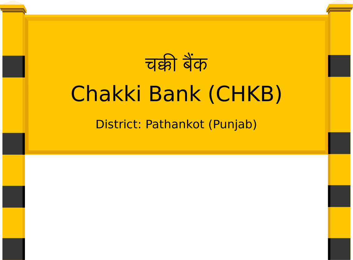 Chakki Bank (CHKB) Railway Station