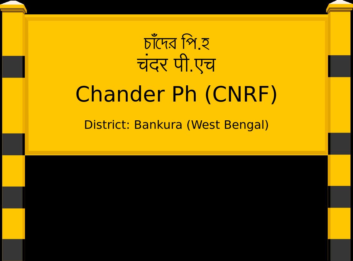 Chander Ph (CNRF) Railway Station