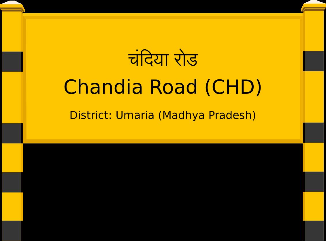 Chandia Road (CHD) Railway Station