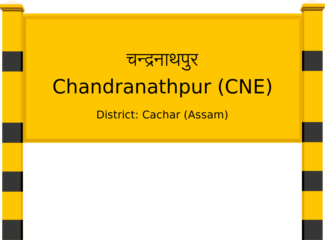 Chandranathpur (CNE) Railway Station