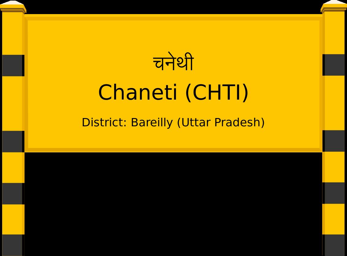Chaneti (CHTI) Railway Station