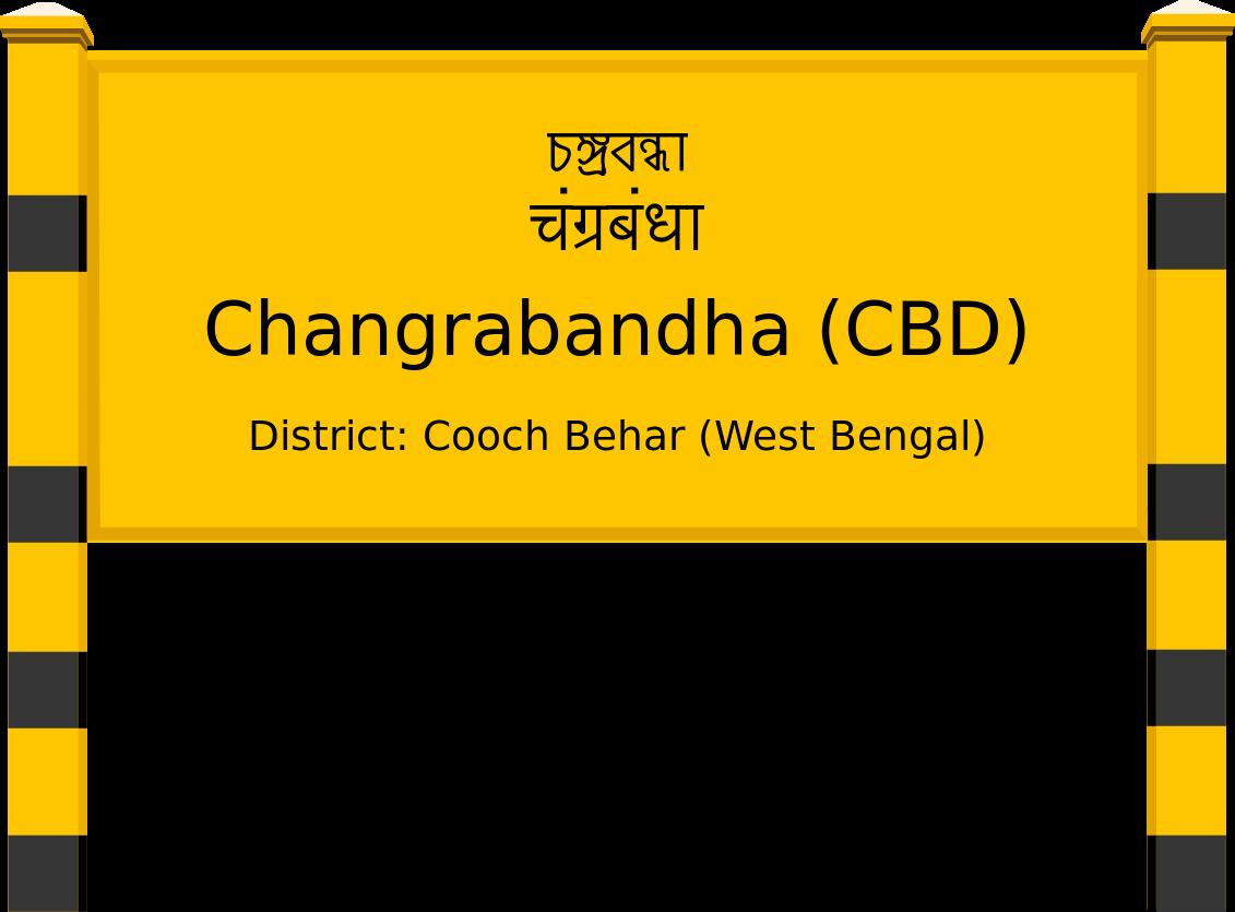 Changrabandha (CBD) Railway Station