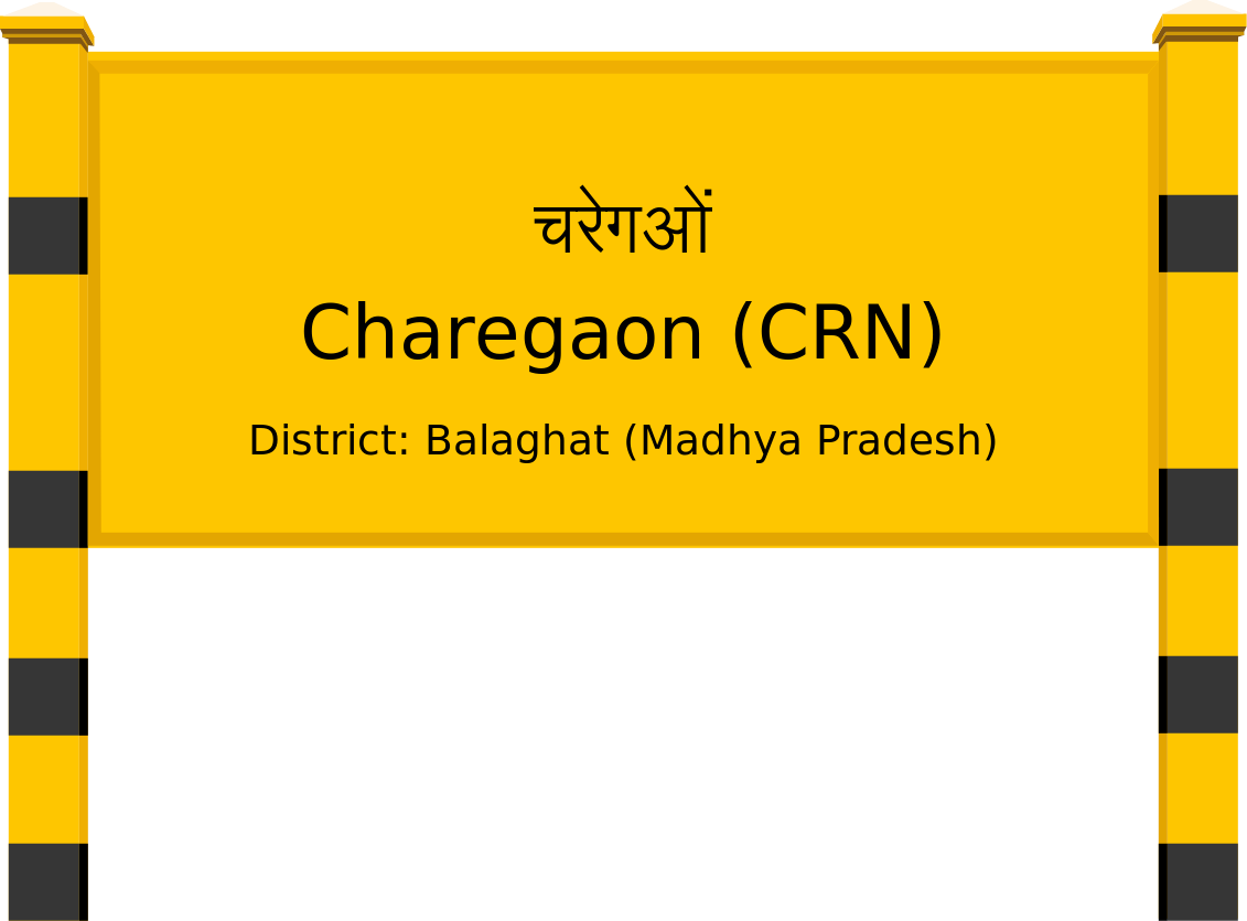Charegaon (CRN) Railway Station