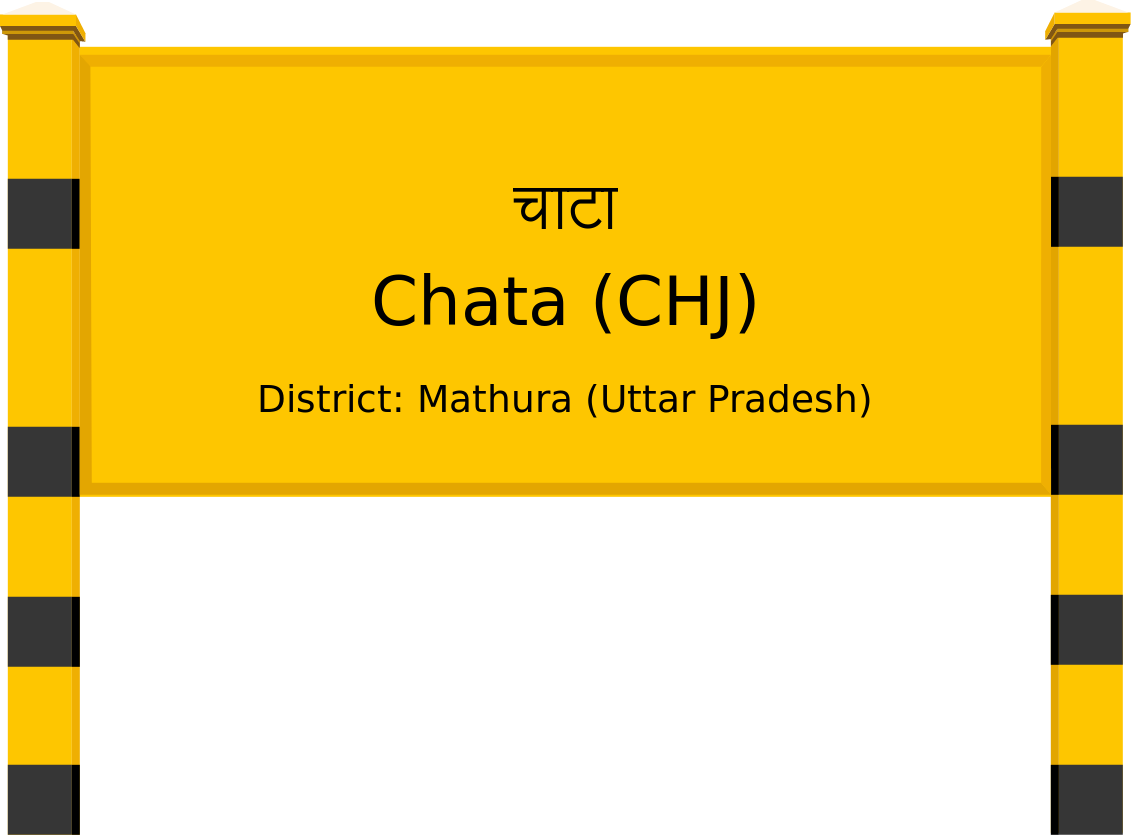 Chata (CHJ) Railway Station