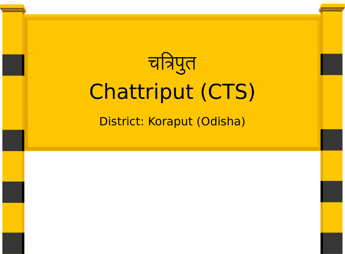 Chattriput (CTS) Railway Station