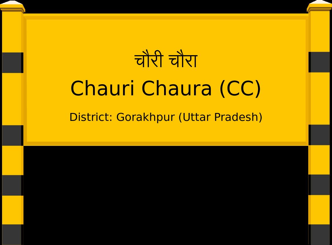 Chauri Chaura (CC) Railway Station