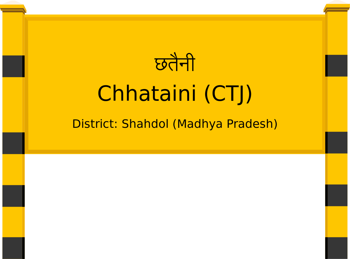 Chhataini (CTJ) Railway Station