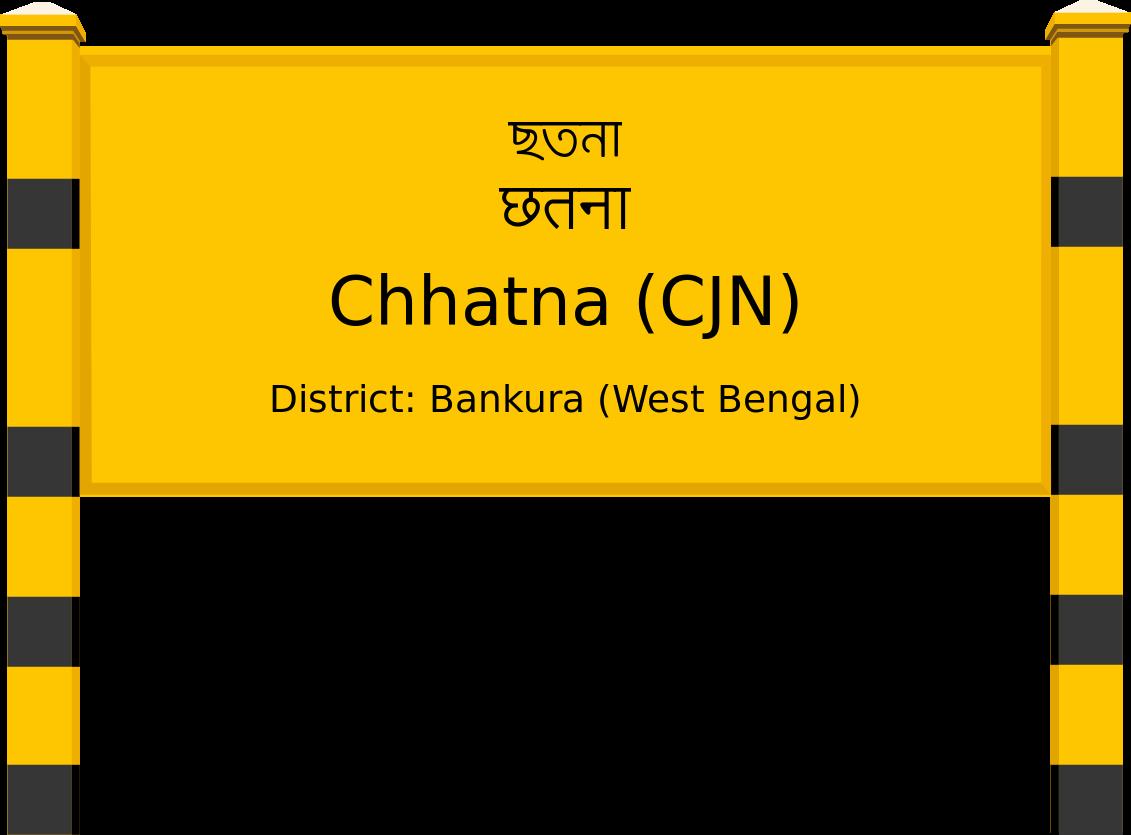 Chhatna (CJN) Railway Station