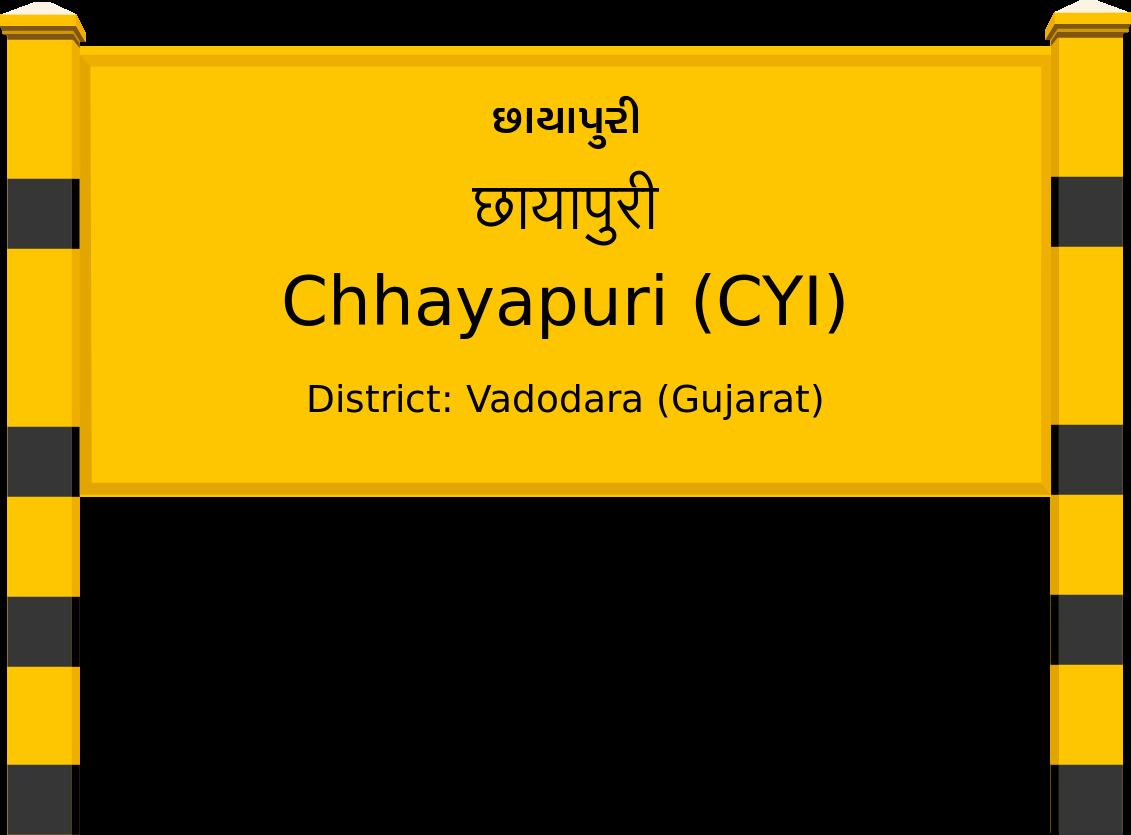 Chhayapuri (CYI) Railway Station