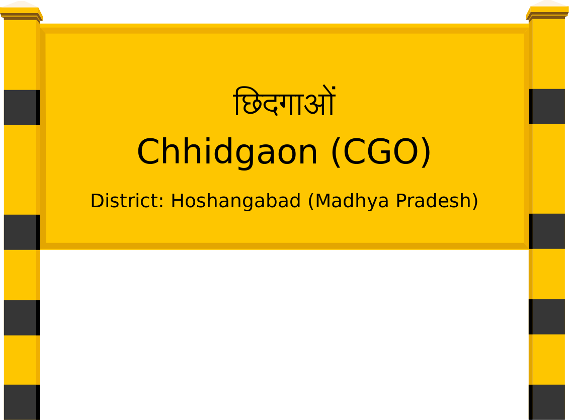Chhidgaon (CGO) Railway Station