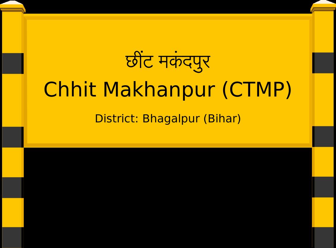 Chhit Makhanpur (CTMP) Railway Station