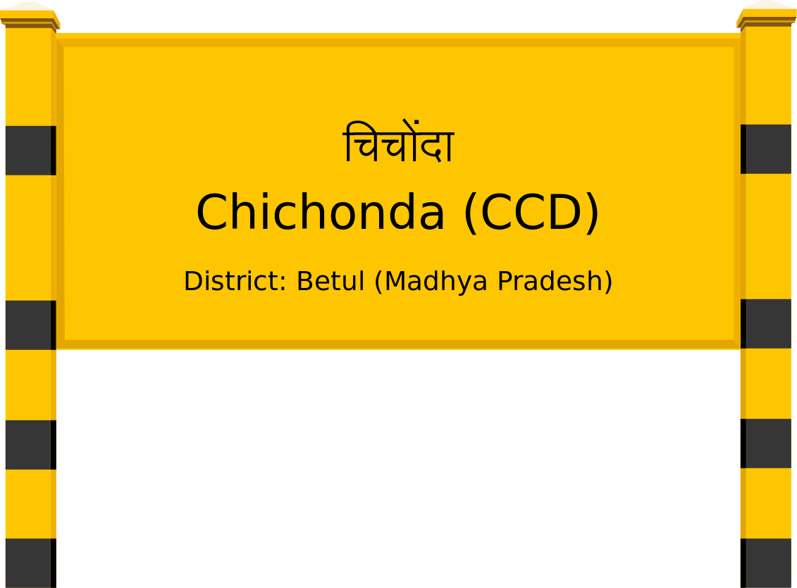 Chichonda (CCD) Railway Station