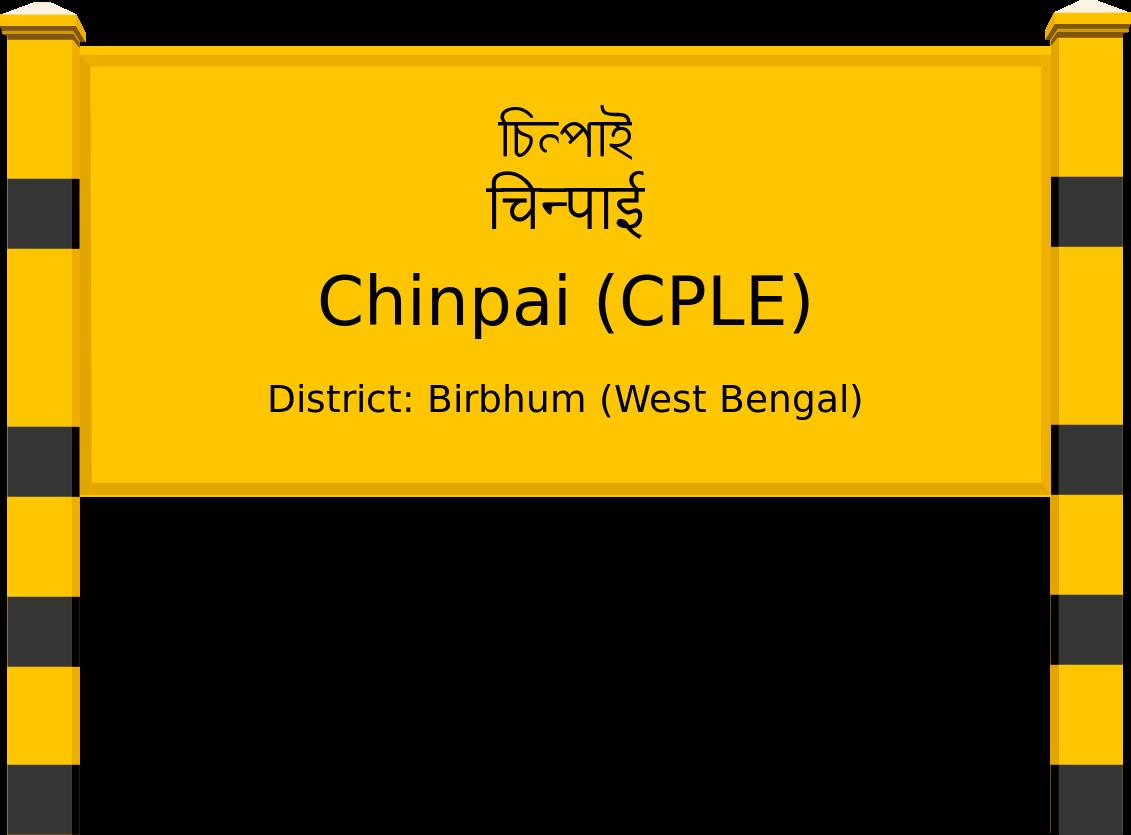 Chinpai (CPLE) Railway Station