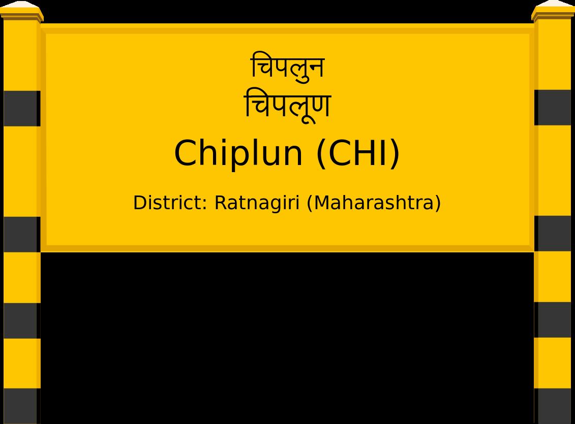 Chiplun (CHI) Railway Station