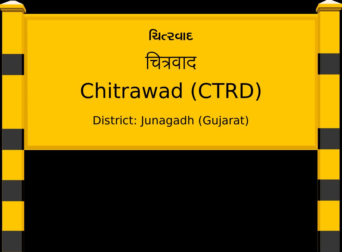 Chitrawad (CTRD) Railway Station