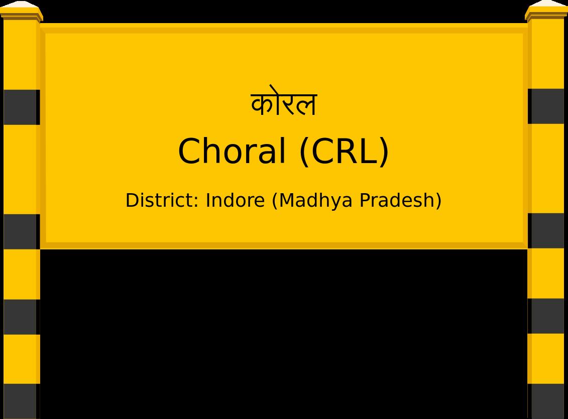 Choral (CRL) Railway Station