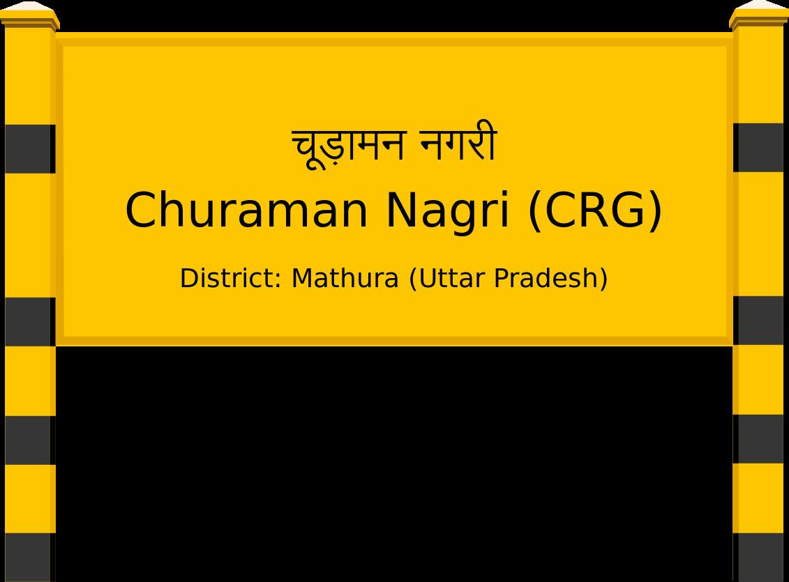 Churaman Nagri (CRG) Railway Station