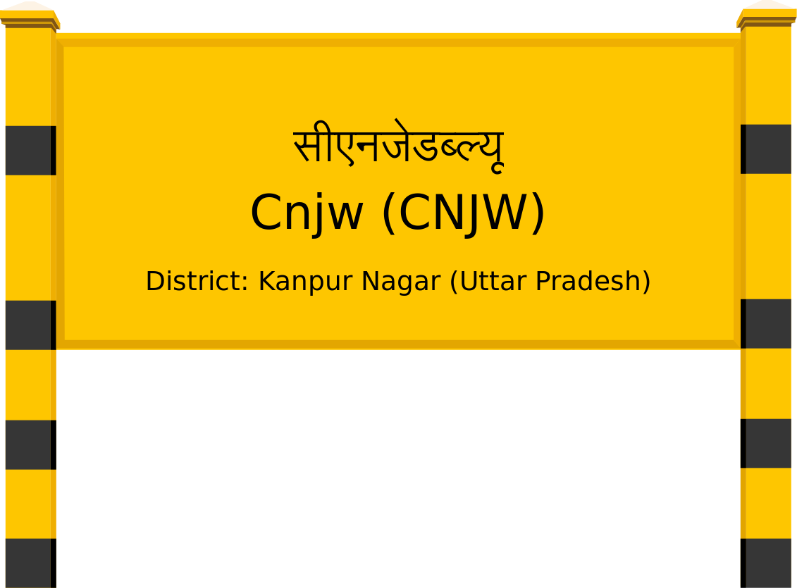 Cnjw (CNJW) Railway Station
