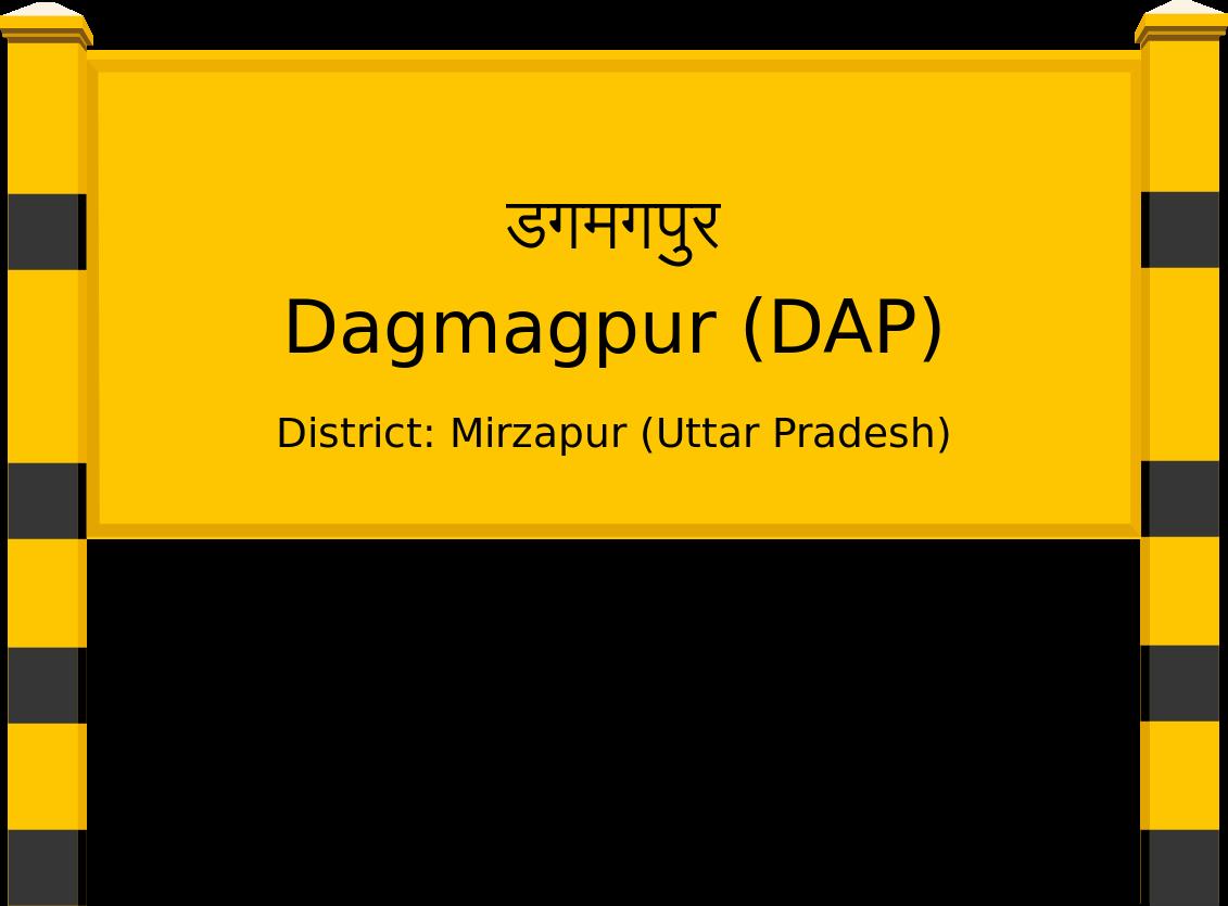 Dagmagpur (DAP) Railway Station