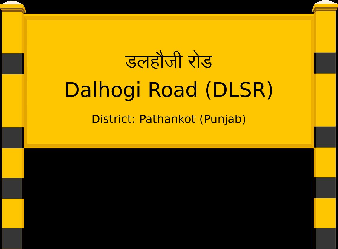 Dalhogi Road (DLSR) Railway Station