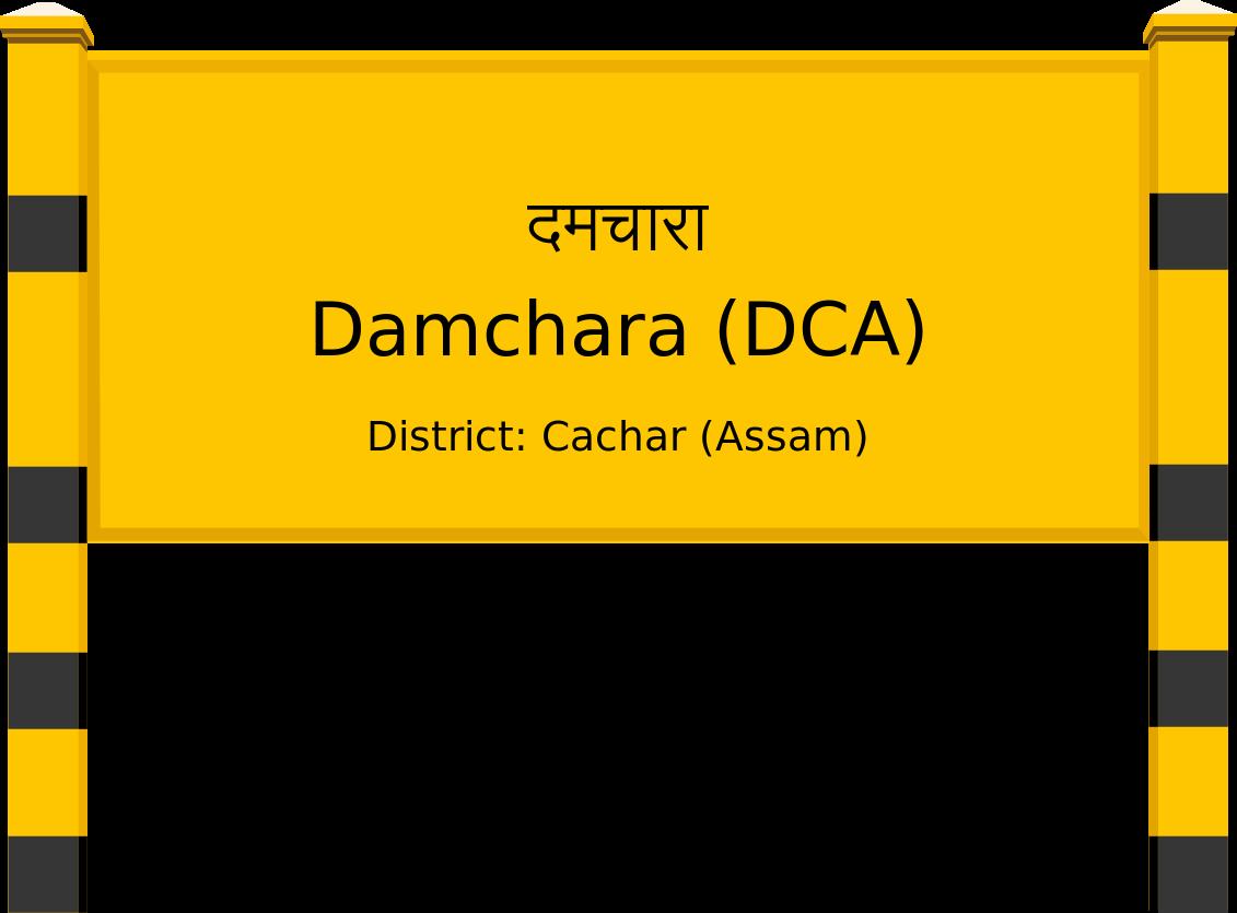 Damchara (DCA) Railway Station