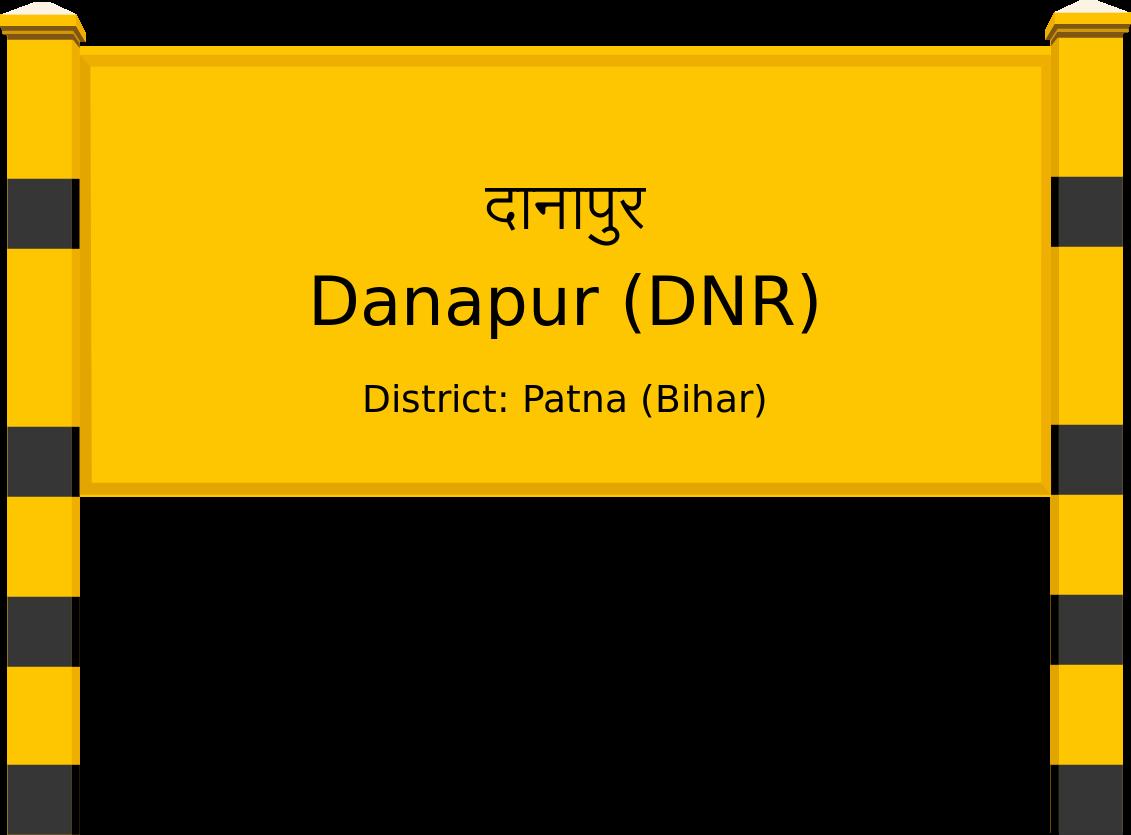 Danapur (DNR) Railway Station