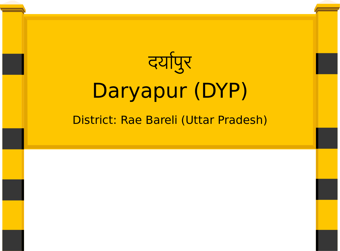 Daryapur (DYP) Railway Station