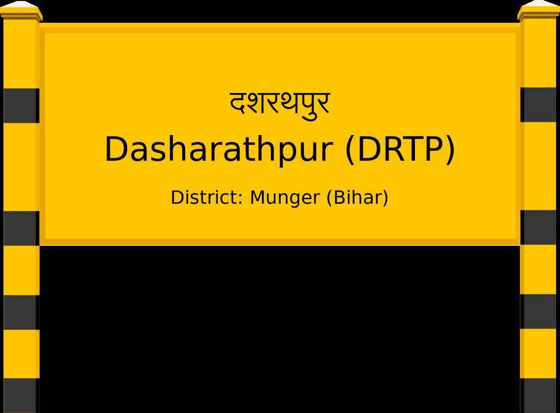 Dasharathpur (DRTP) Railway Station